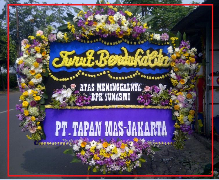 Nata Florist Decorations Contoh Bunga Papan Duka Cita Pesanan Pt Tapan Mas Kakarta