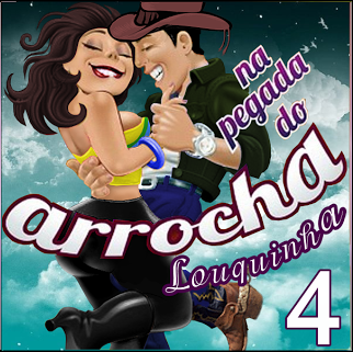 Na Pegada Do Arrocha - Vol.4