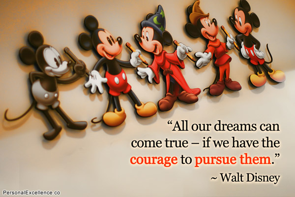 make life state better with inspirational walt disney