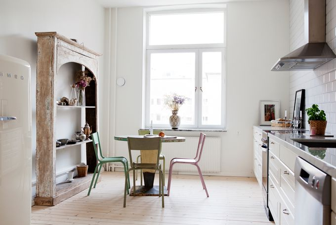 Nordic blends nordic inspiration appartement in malm - Kubus interieurs ...