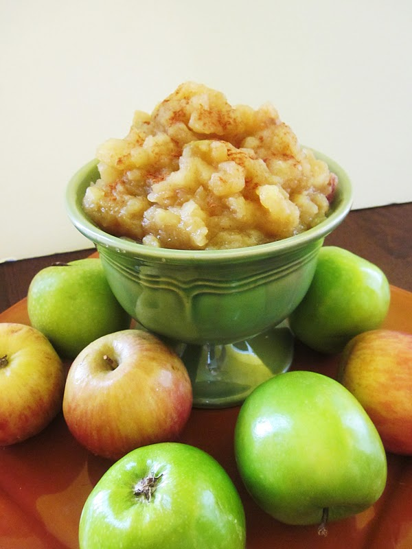 Homespun With Love: Apple Wednedsday:{Maple Cinnamon ...