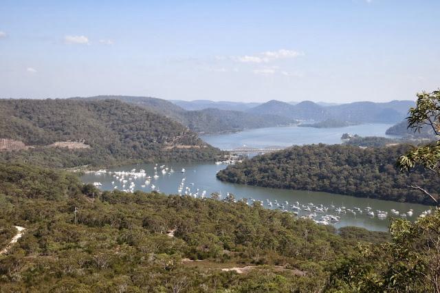 Mountains: Peak Hill, NSW, Australia