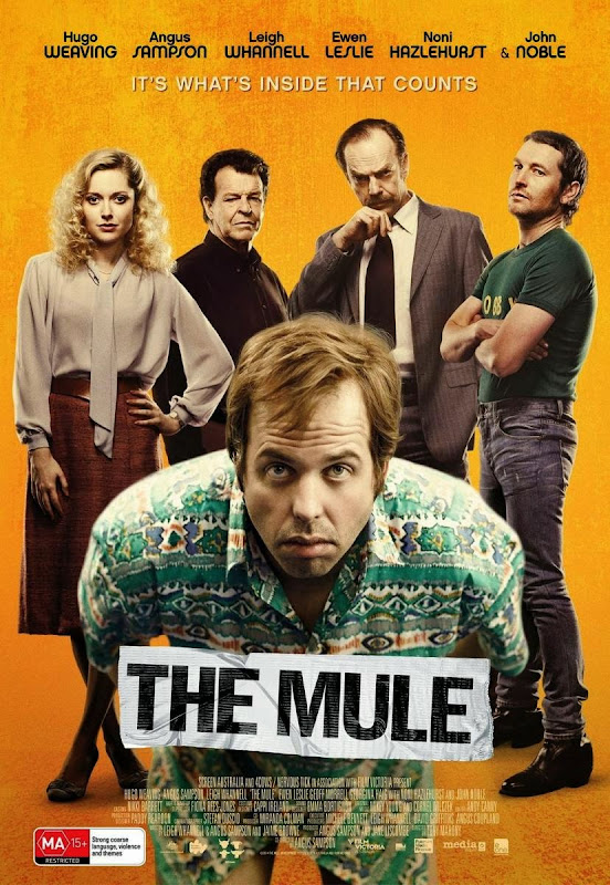 The Mule [2014] [BBRip] [Subtitulada]