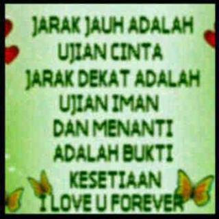 Gambar Kata-kata I Love You