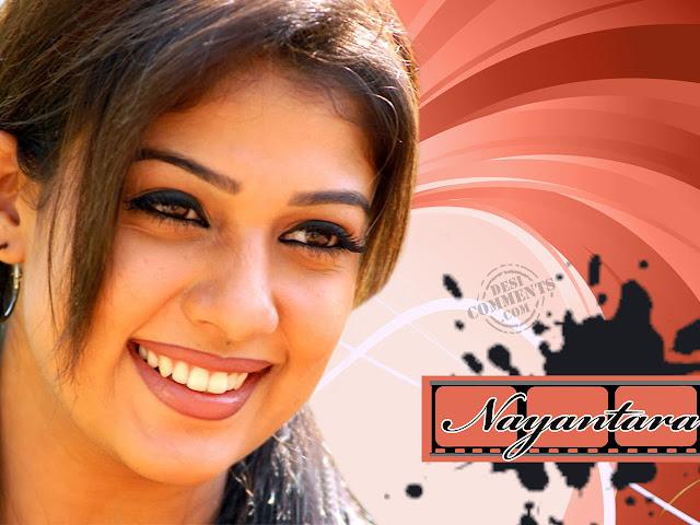 Nayantara hd wallpaper