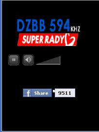 DZBB Live Stream