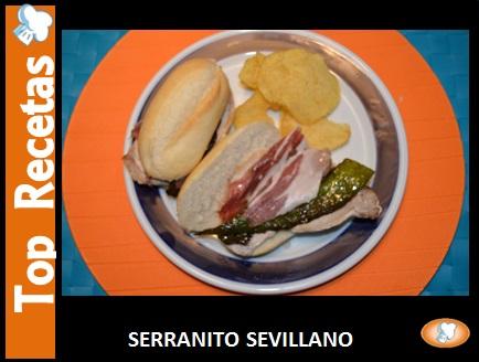 SERRANITO SEVILLANO