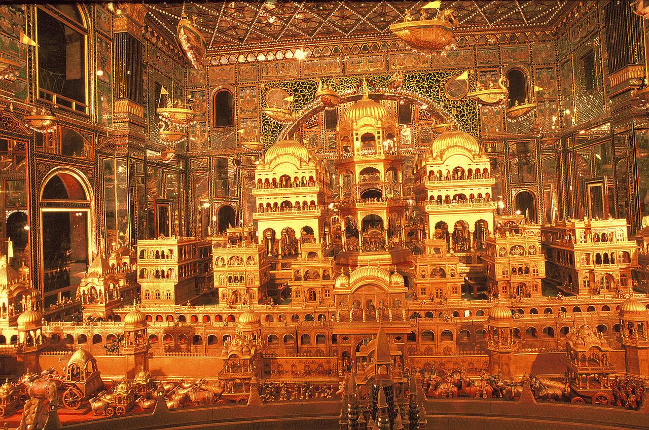 Ayodhya Holy Town Of Uttar Pradesh India Tourism