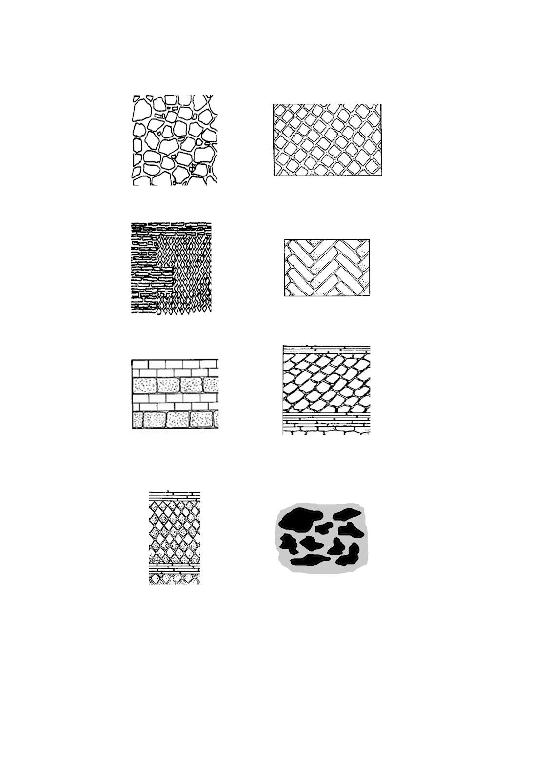 El libro de la piedra mamposteria - Tipos de mamposteria de piedra ...