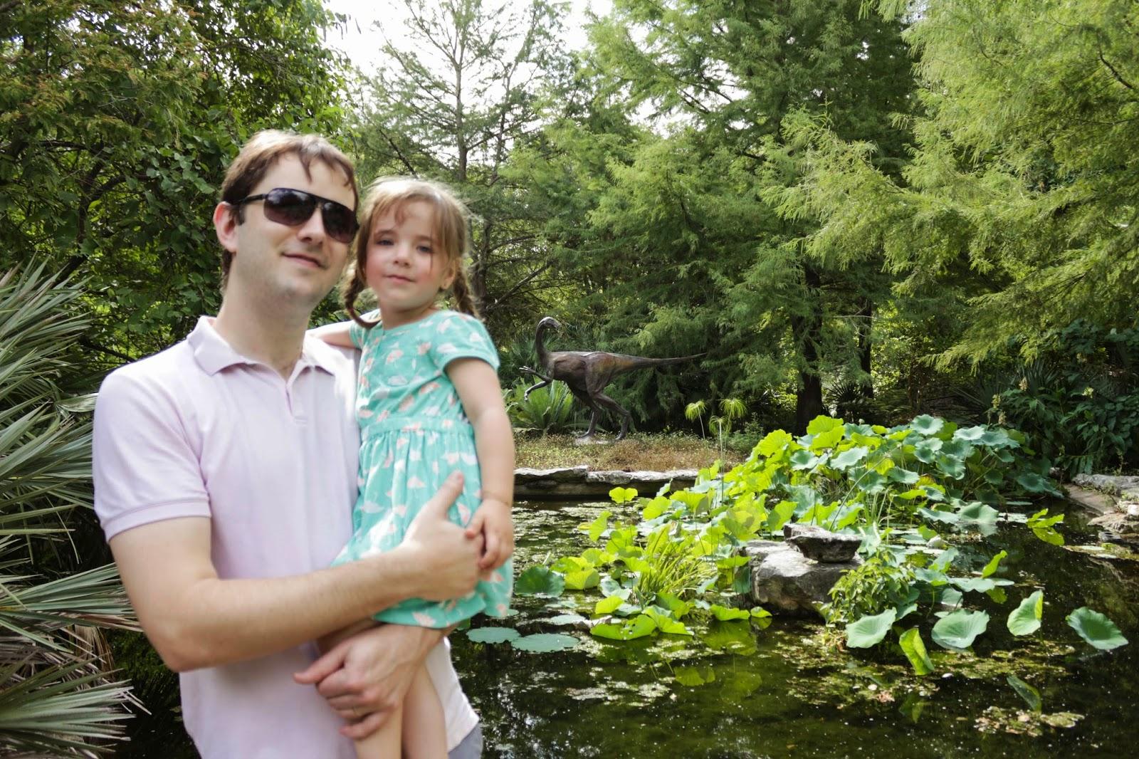 Zilker Botanical Garden - Austin