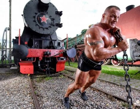 Rockhard physique history and evolution of world s strongest man