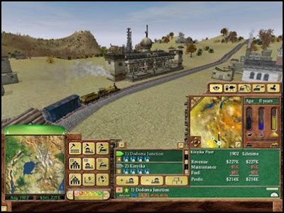 Railroad Tycoon 3 + Coast Expansion Pack + Updates
