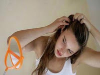 Tips Agar Rambut Tidak Ketombean