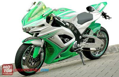 Variasi Modif Kawasaki Ninja Pilih Mana