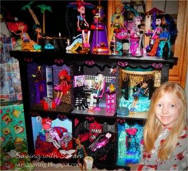 Monster High Doll House Tour Image Gallery