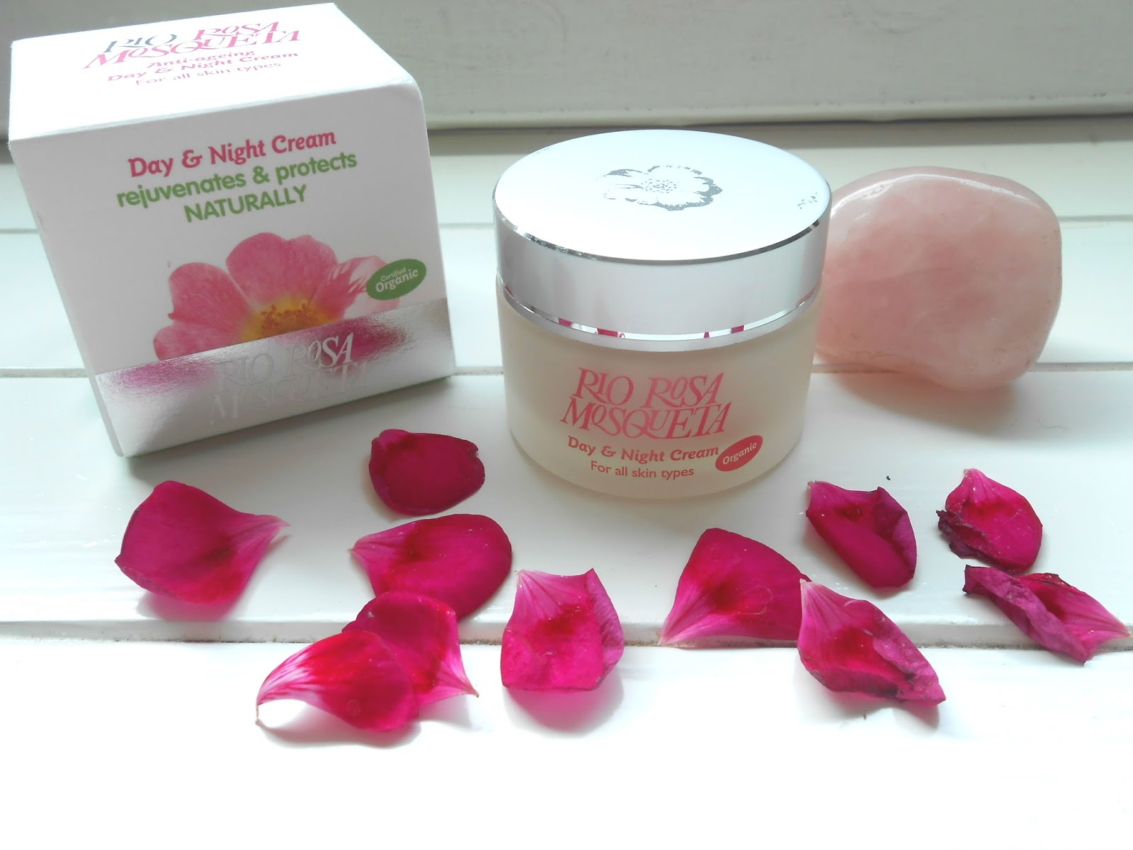 Rio Rosa Mosqueta Anti-Ageing Day & Night Cream