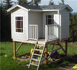 Relaxshacks.com: Kids Forts as Models For Tiny Houses??? A look ...