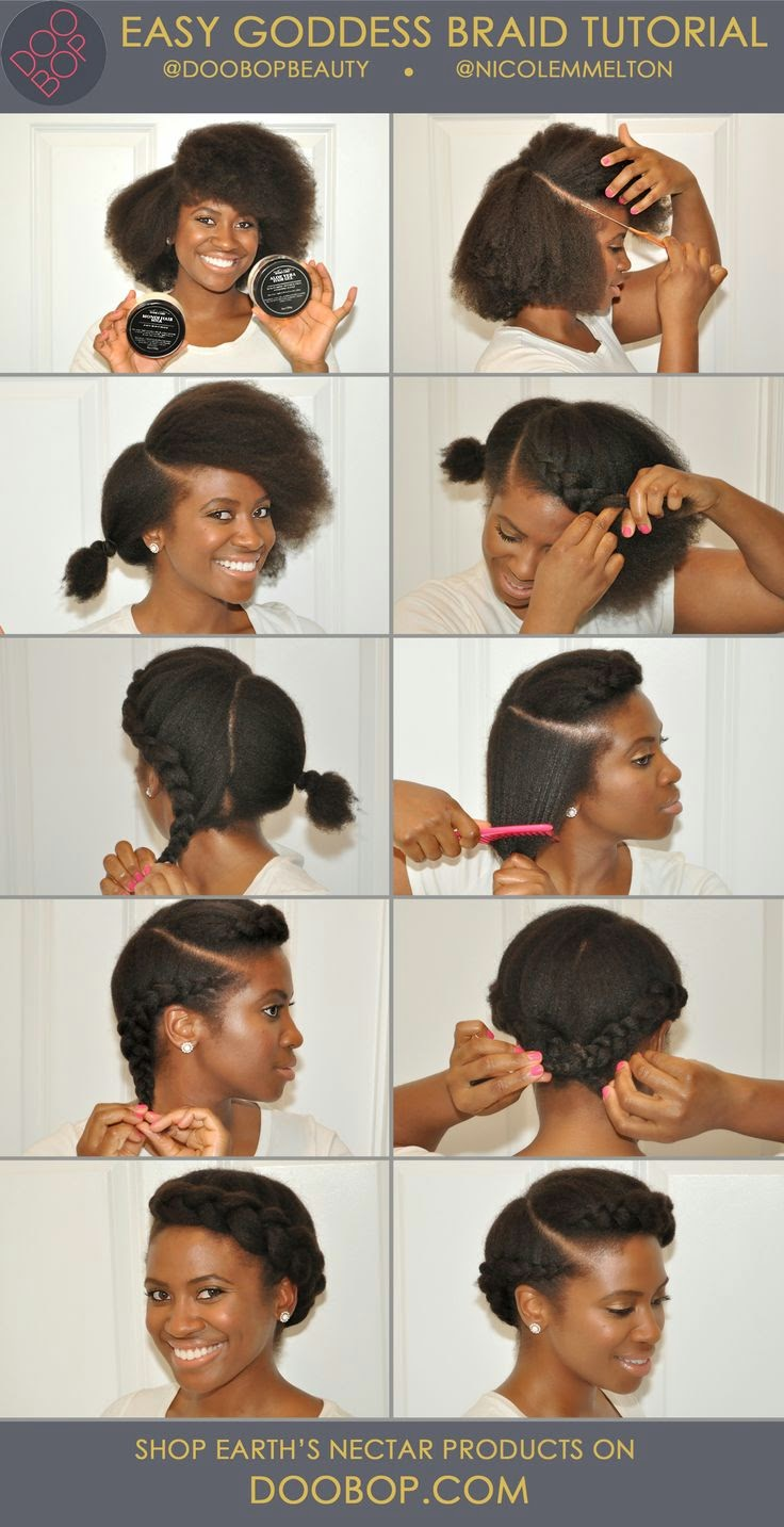 Frobunni Protective Hairstyles On Natural Hair That Dont