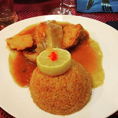 Cuisine sénégalaise Thieb Foodporn Yummy Miam
