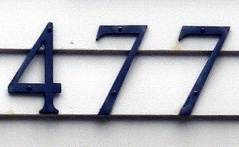 numberaday 477