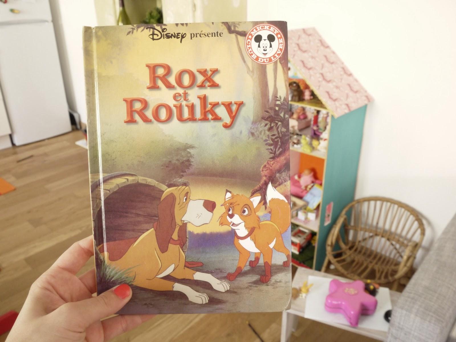 rox et roucky disney