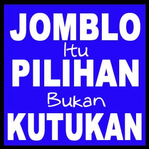 dp bbm jomblo
