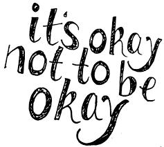 Motivational Monday #8 : It's ok not to be ok | www.bubblybeauty135.com