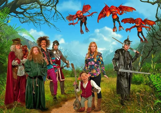 Yonderland - Press Release, Trailers, and Cast Photos