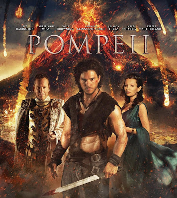 Pompeii (2014) Watch Online Full Movie Free Download Dual Audio BRRip 720P HD