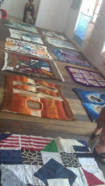 VI International Biennial of Contemporary Textile Art: Salón Arte Textil Reciclaje.
