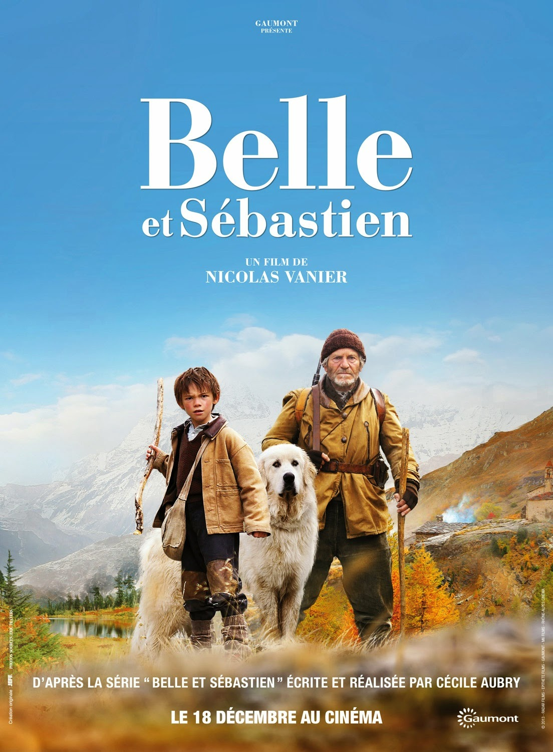 pasha 39 s film reviews etc mfff movie review belle and sebastian belle et sebastien. Black Bedroom Furniture Sets. Home Design Ideas