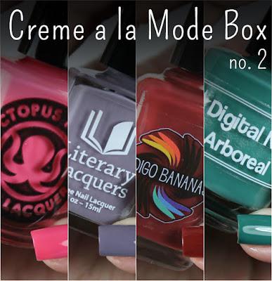Creme a la Mode Box #2