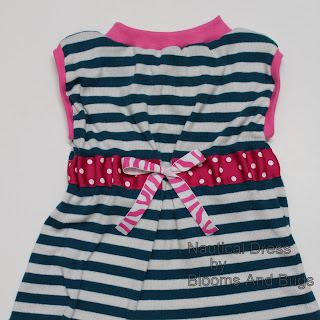 Nautical Dress Free Pattern