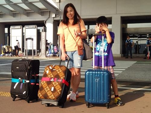 成田空港・第一ターミナル