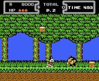 Test de Duck Tales (NES)