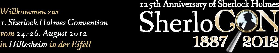 SherloCon 2012