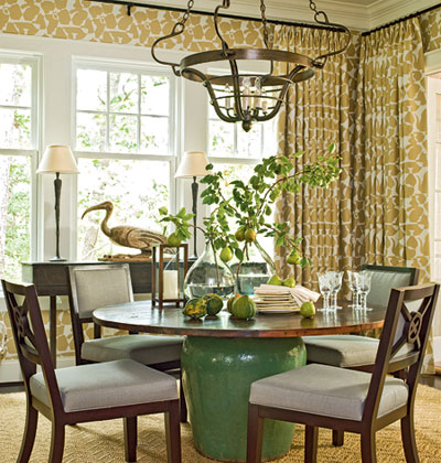 New Home Interior Design Favorite Window Treatments
