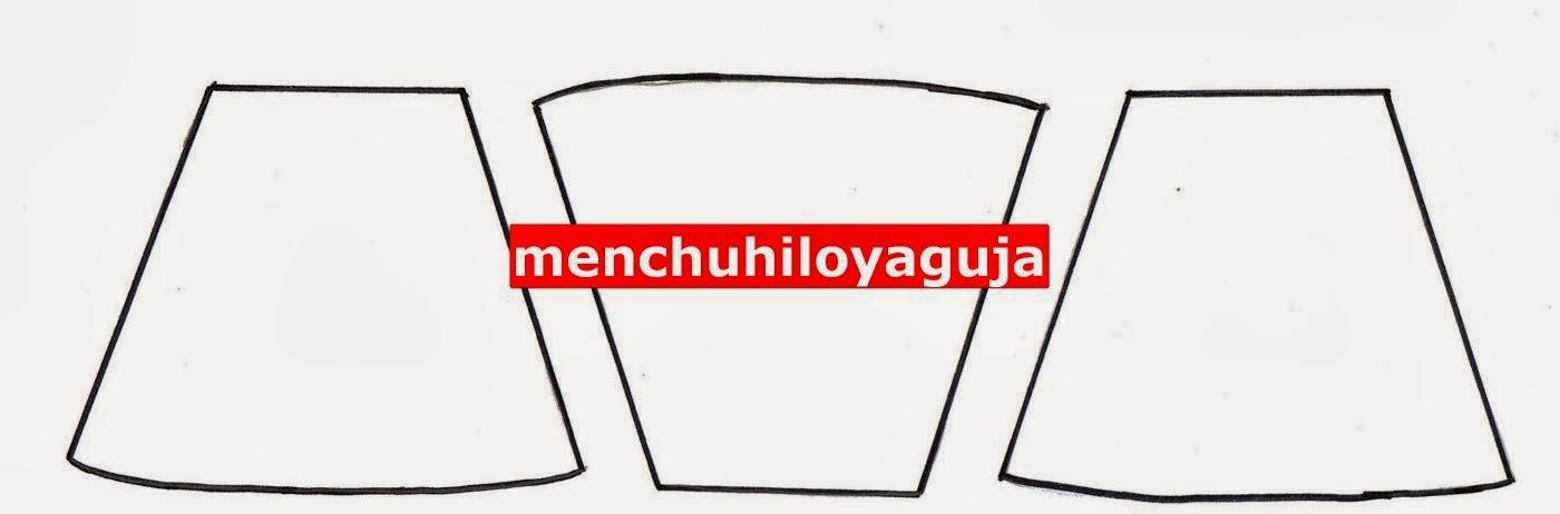 Patrones de Costura: ENAGUAS PARA EL TRAJE DE FLAMENCA