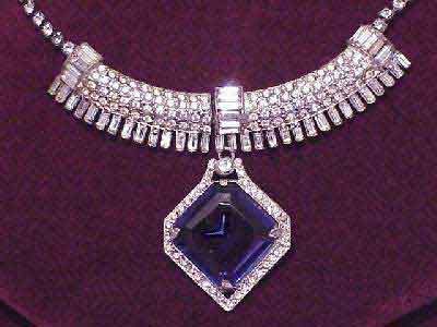 Expensive antiques jewellery