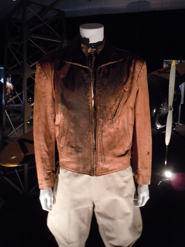 The Rocketeer Cliff Secord pilot costume