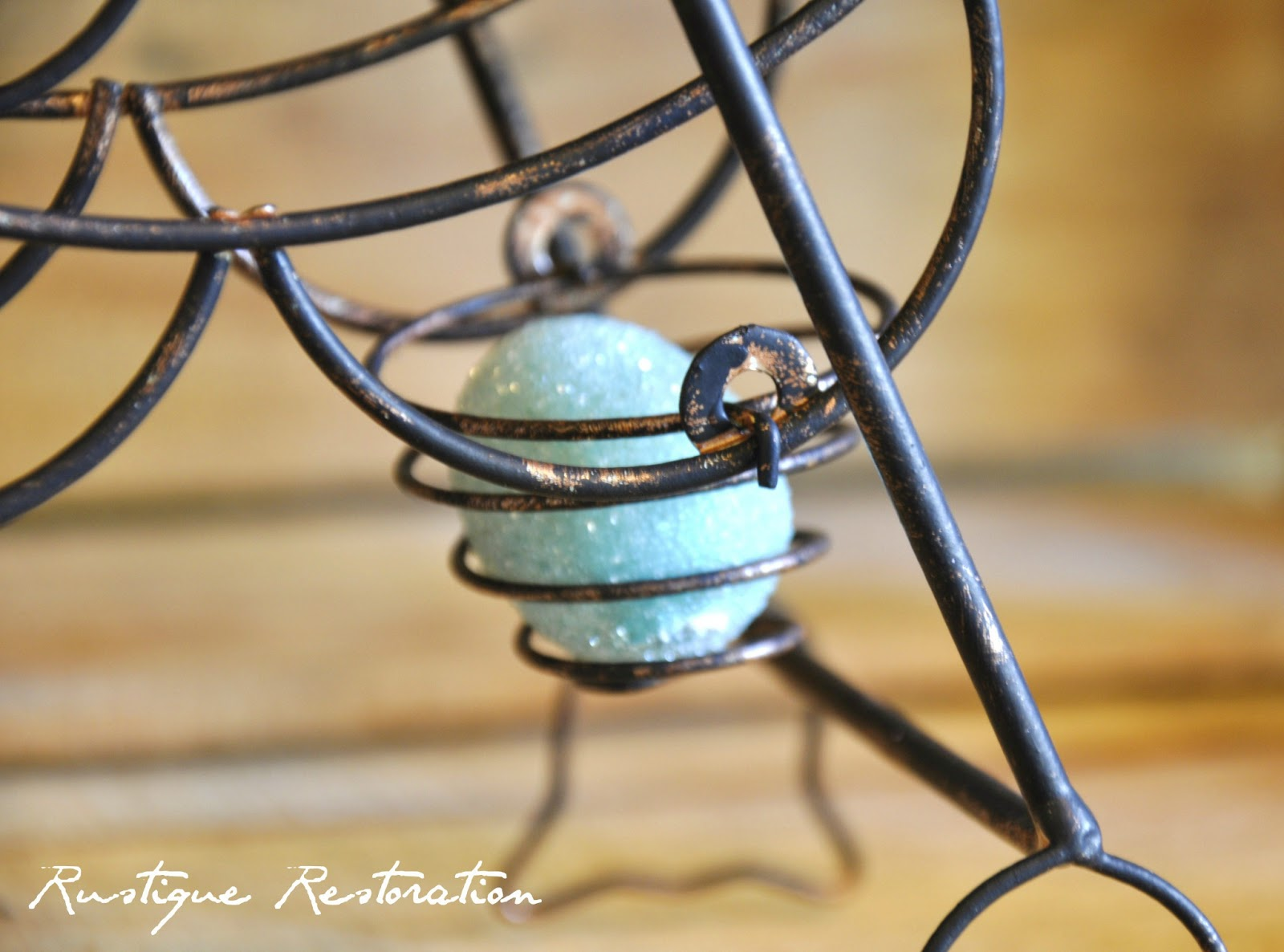 Rustique Restoration: An Easter Inspired Ferris Wheel