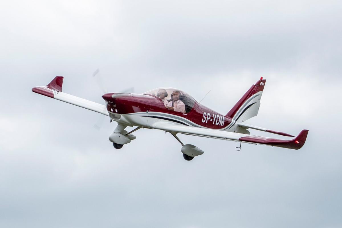 Akademicki Ośrodek Szkolenia Lotniczego Politechniki Śląskiej