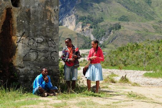 Film Propaganda Pariwisata Cinta Dari Wamena
