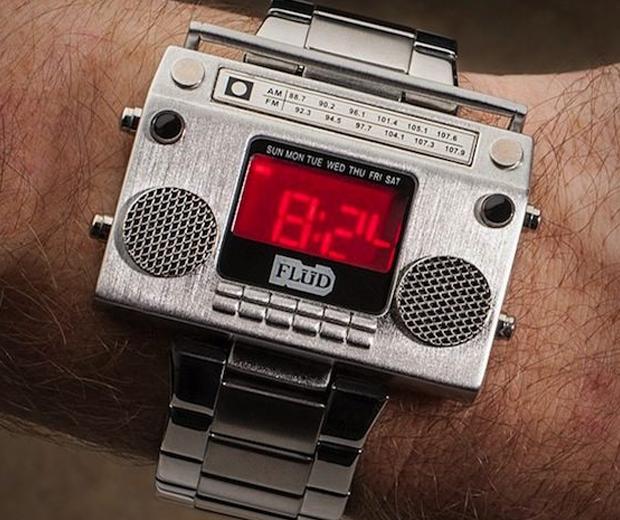 Flud Boombox Watch