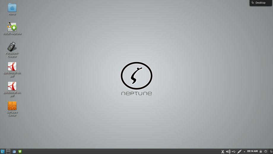 Neptune OS 4.2 disponibile per il download