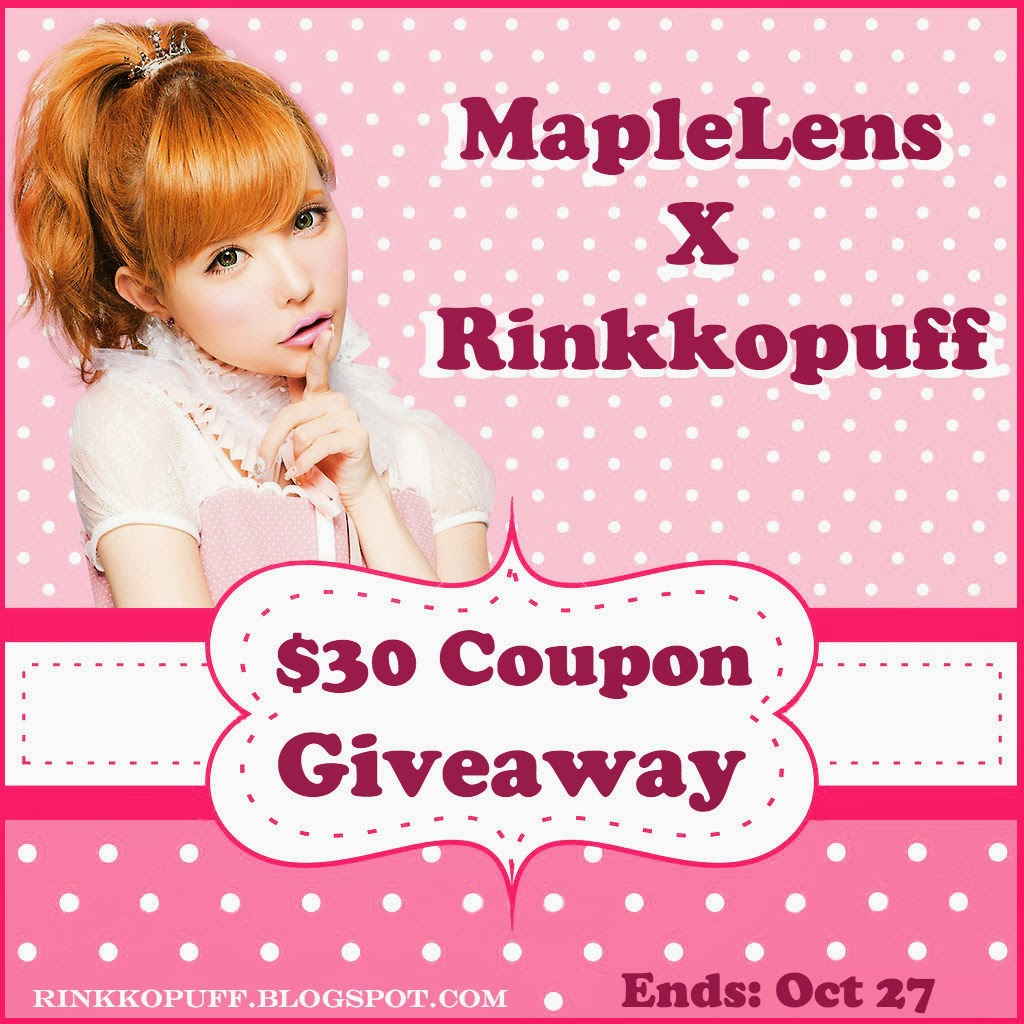 MapleLens Sponsored Giveaway