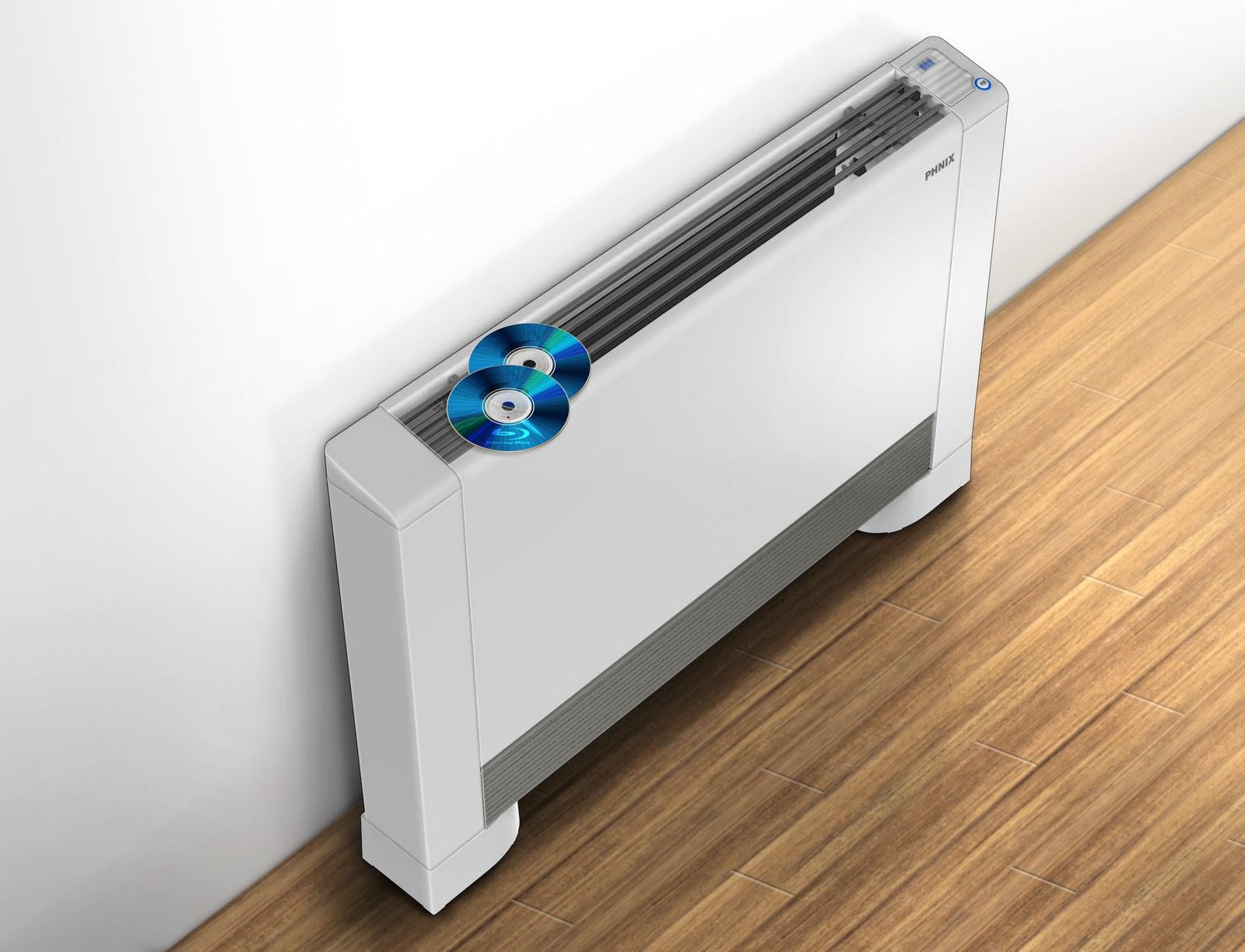 Sustituir radiador por fancoil en la calefaccion for Calefaccion por aerotermia