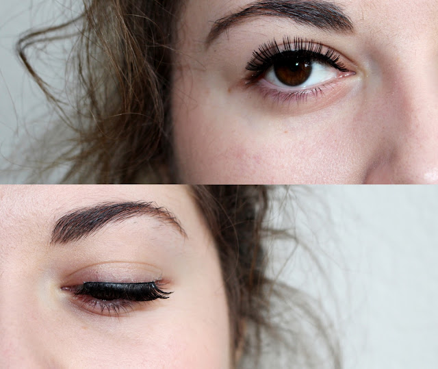test faux cils volume eylure