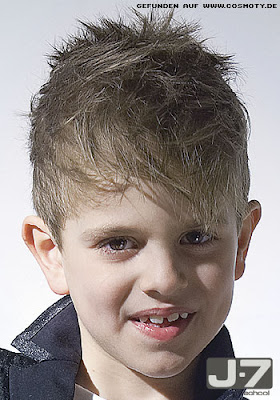 Frisuren für Kinder