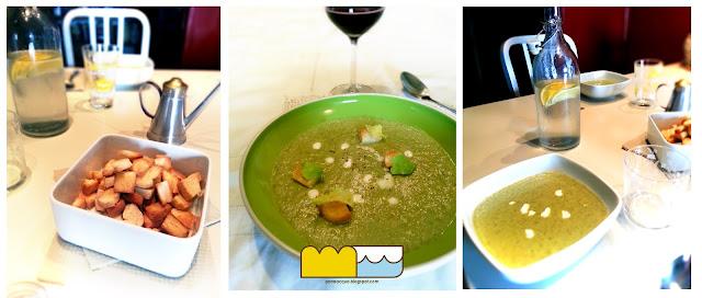 scarola soup!